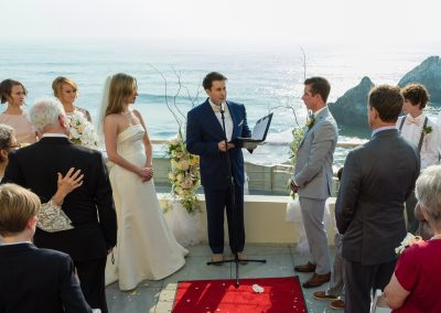 5 wedding, cliffhouse, san francisco, california, CA, phillip, hannah