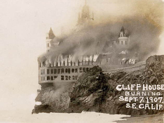 . History   Cliff House