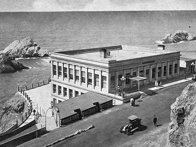 Dr. Emma Merritt, Daughter Of Adolph Sutro, Along With John Tait And His  Group Of Investors Rebuilt The Cliff House On Behalf Of The Sutro Estate At  A Cost ...