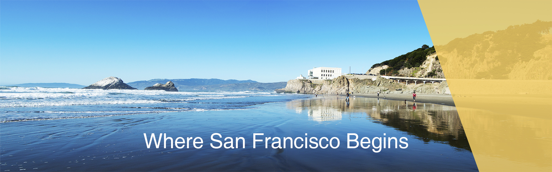 Perfect Cliff House | Where San Francisco Begins